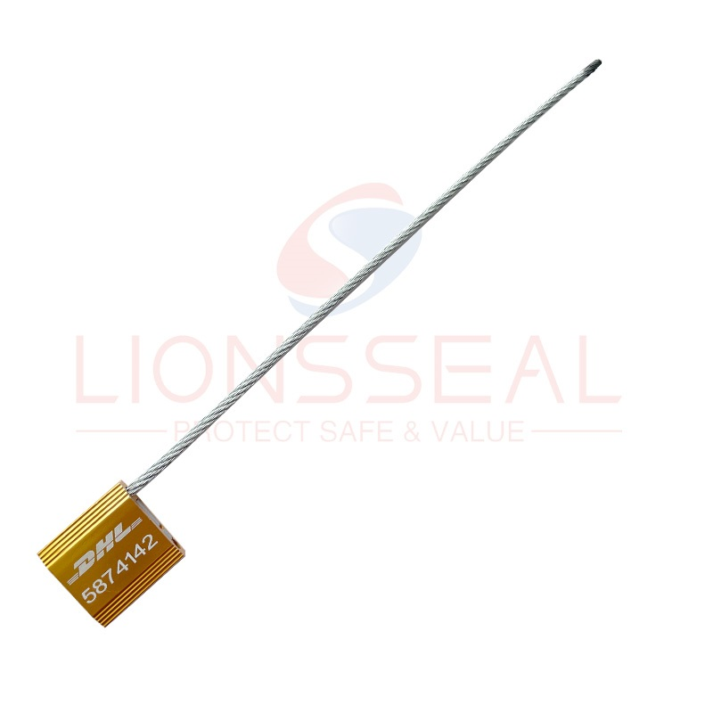 shipping container door cable seal 4.0mm